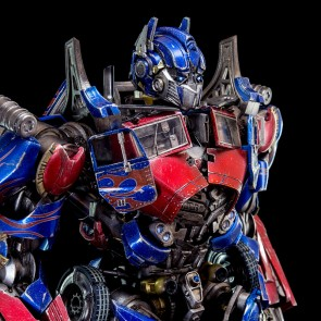 ThreeA Transformers Optimus Prime Premium Scale Collectible Figure