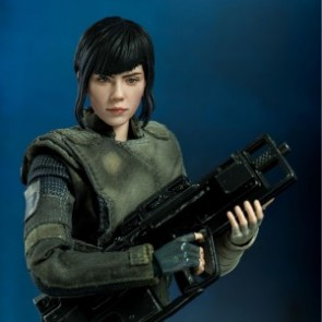 ThreeZero 1/6th Scale Ghost In The Shell: Major Collectible Figure