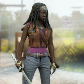 ThreeZero 1/6th Scale The Walking Dead Michonne Action Figure