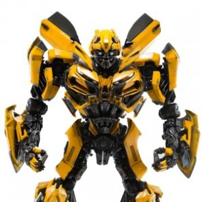 ThreeA Transformers The Last Knight: Bumblebee Premium Scale Collectible Figure