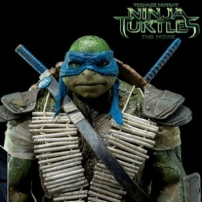 ThreeZero 1/6th Scale TMNT Movie Leonardo Collectible Figure