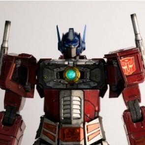 ThreeA Transformers G1 Optimus Prime Premium Scale Collectible Figure