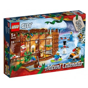 Lego City 60235 Advent Calendar 2019