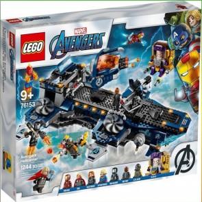 LEGO 76153 Marvel Super Heroes: Avengers Helicarrier