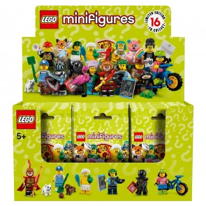 Lego Minifigures 71025 Series 19 (Box of 60pcs)