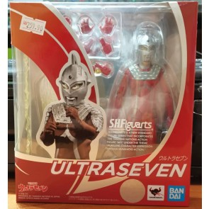 BANDAI Ultraman S.H.Figuarts ULTRA SEVEN