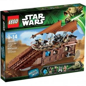 Lego 75020 Star Wars Jabba's Sail Barge