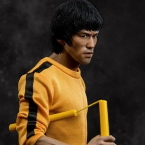 Enterbay 1/6th Scale Real Masterpiece Bruce Lee 75th Anniversary Figure