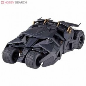 SCI-FI Revoltech Series No.043 Batmobile Tumbler