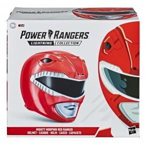 HASBRO Power Rangers Lightning Collection Mighty Morphin Red Ranger Helmet