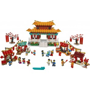Lego Chinese New Year 80105 Temple Fair