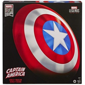 Hasbro Marvel Legends 80th Anniversary Captain America Shield