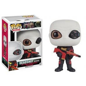 Funko POP! Suicide Squad Deadshot Masked Figure
