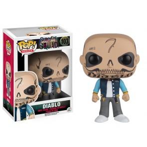 Funko POP! Suicide Squad Diablo Figure