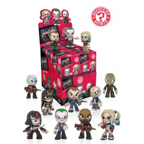 Funko Mystery Minis Suicide Squad Series