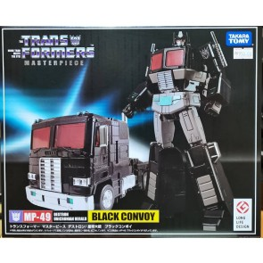 TAKARA TOMY Transformers Masterpiece MP-49 BLACK CONVOY