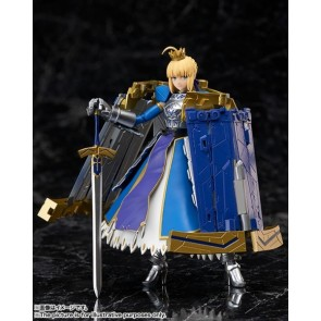 Bandai Armor Girls Project Saber/Artoria Pendragon & Variable Excalibur