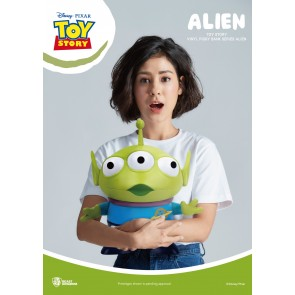 Beast Kingdom Toy Story Large Vinyl Piggy Bank: Alien