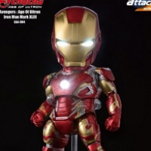 Egg Attack Action EAA-004 Avengers Age of Ultron: Mark 43