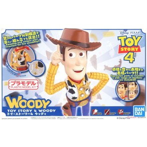 Bandai Toy Story 4: Woody Model Kit