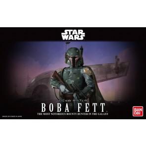 Bandai Star Wars 1/12 Scale Boba Fett Model Kit