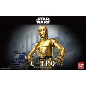 Bandai Star Wars 1/12 Scale C-3PO Model Kit