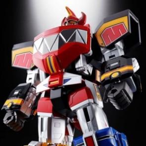 Bandai Soul of Chogokin GX-72 Power Rangers Megazord