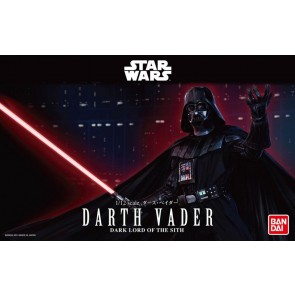 Bandai Star Wars 1/12 Scale Darth Vader Model Kit