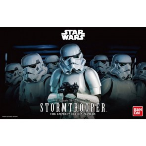 Bandai Star Wars 1/12 Scale Stormtrooper Model Kit