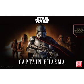 Bandai Star Wars 1/12 Scale Captain Phasma Model Kit
