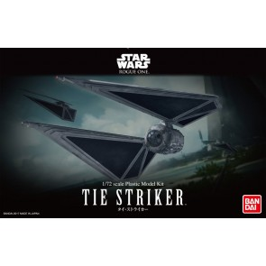 Bandai Star Wars 1/72 Scale TIE Striker Model Kit