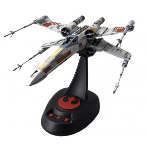 Bandai Star Wars 1/48 Scale X-Wing Starfighter Moving Edtion