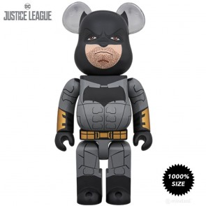 Bearbrick 1000% Justice League Batman Figure