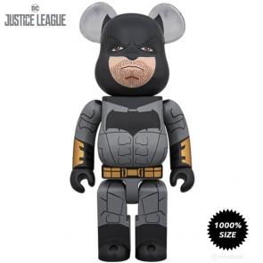 Bearbrick 1000% Justice League Batman Figure