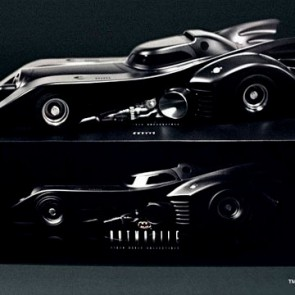 Hot Toys - MMS 170 - Batman: 1/6th scale Batmobile Collectible Vehicle 1989