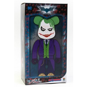 Bearbrick 400% Batman Joker (Laughing Version)