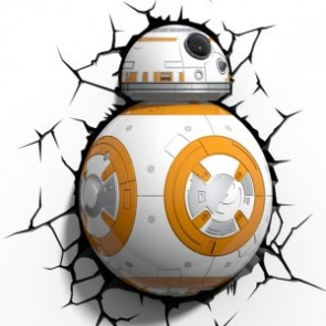 3D LightFX Star Wars BB-8 Deco Light