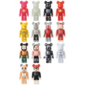 Medicom Toy Bearbrick Sealed Box of 24pcs: Series 37