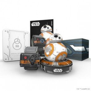 Sphero Star Wars The Force Awakens Special Edition Battle-Worn BB-8™ with Force Band