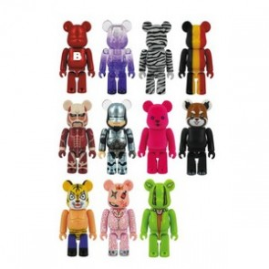 Medicom Toy Bearbrick Sealed Case of 24pcs: Series 27