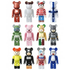 Medicom Toy Bearbrick Sealed Box of 24pcs: Series 35