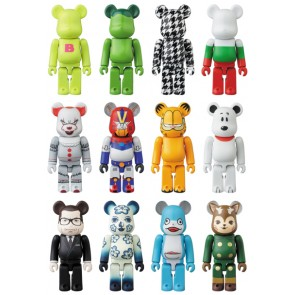 Medicom Toy Bearbrick Sealed Box of 24pcs: Series 36