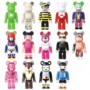 Medicom Toy Bearbrick Sealed Box of 24pcs: Series 38