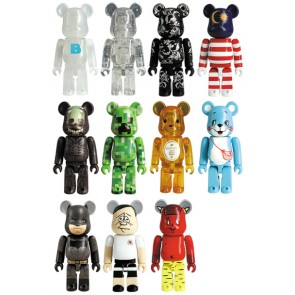 Medicom Toy Bearbrick Sealed Box of 24pcs: Series 31