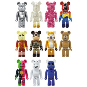 Medicom Toy Bearbrick Sealed Case of 24pcs: Series 30