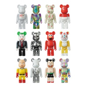 Medicom Toy Bearbrick Sealed Box of 24pcs: Series 32