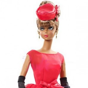 Barbie BFMC Silkstone Little Red Dress AA Doll