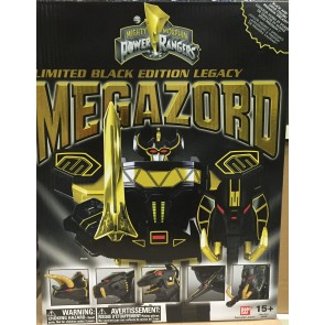 Bandai Power Rangers Legacy Megazord (Limited Black Edition)