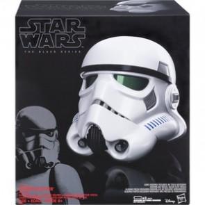 Hasbro Star Wars Black Series Imperial Stormtrooper Electronic Voice Changer Helmet