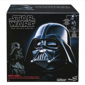 Hasbro Star Wars Black Series Darth Vader Helmet